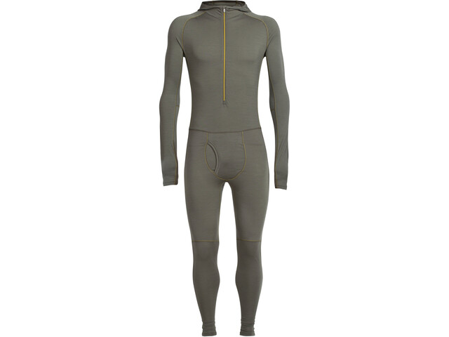 Icebreaker M's Zone One Sheep Suit Kona/Kona/Sulfur